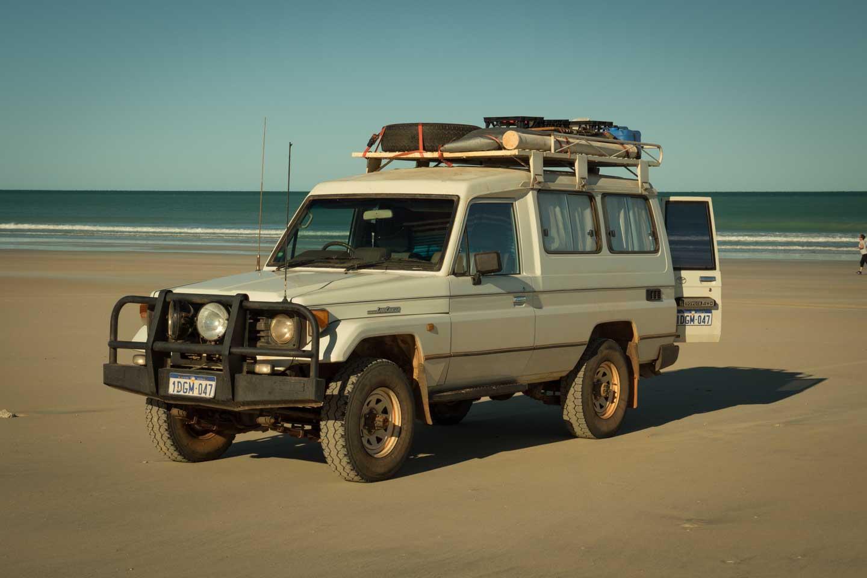 Broome Western Australia WA