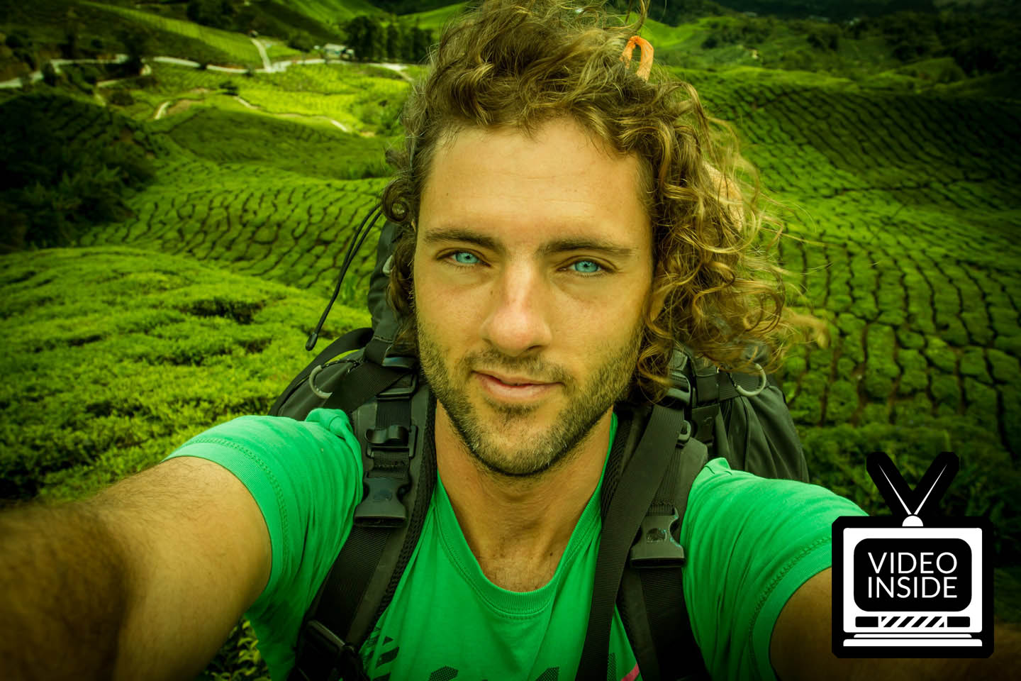 Nico Sebastian Hopp on his Trip around Cameron Highlands Malaysia