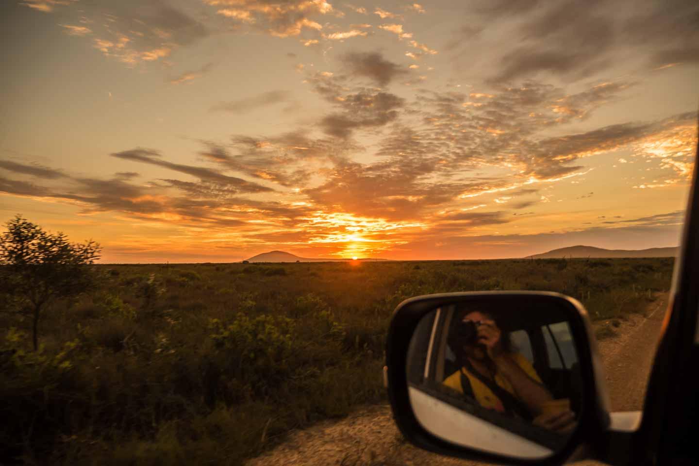 Nico Sebastian Hopp in Cape Arid National Park volunteering for Parks and Wildlife Western Australia