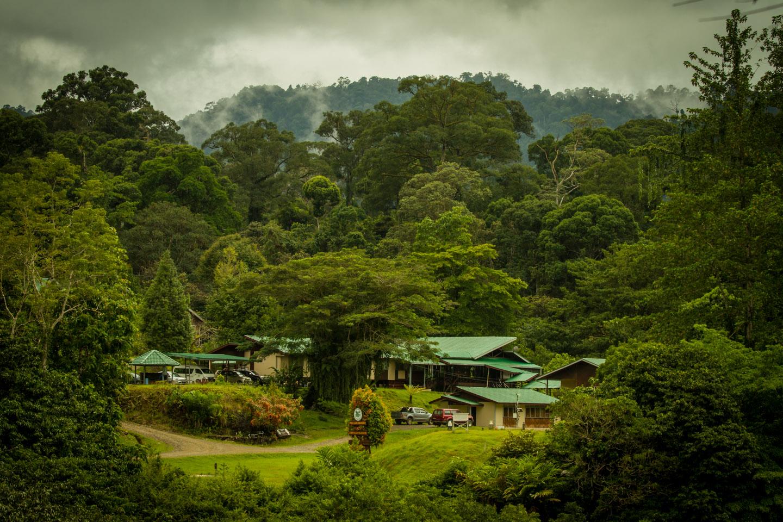 Dorm Dormitory Danum Valley Field Center Sabah Borneo Malaysia