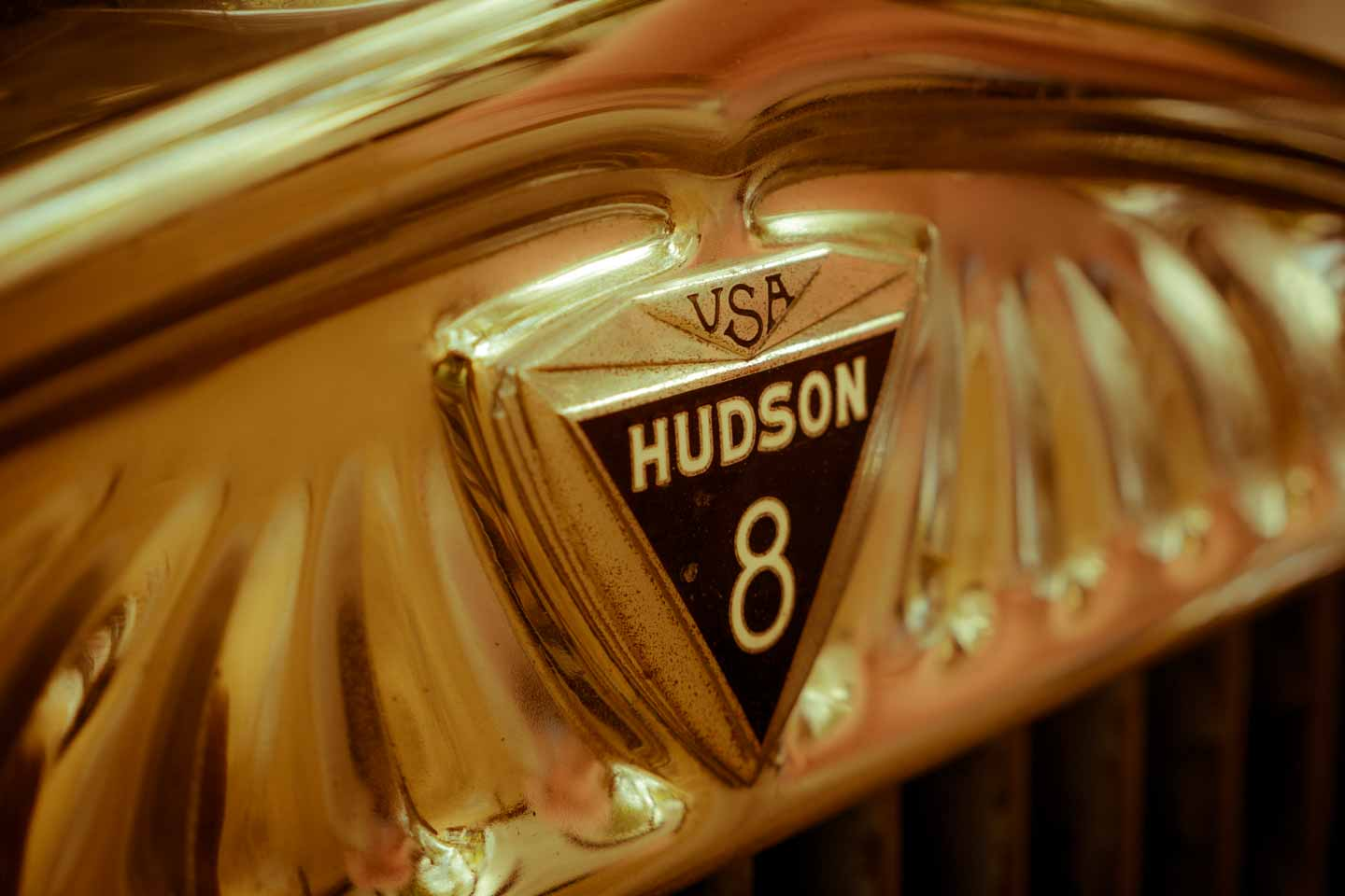 Heidi Hetzer Hudson emblem Greater Eight 8