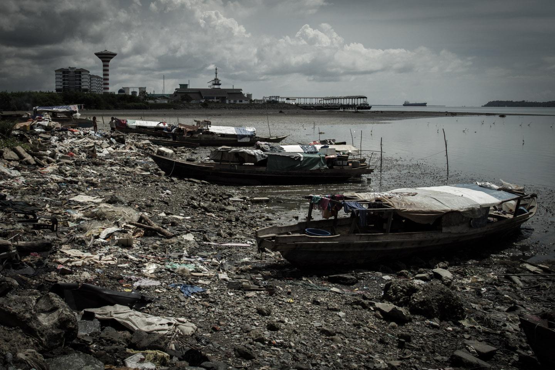Boat people Lahad Datu, Borneo, Sabah, Malaysia, refugee, illegal, immigrant, philippine, Filipino, Philippines