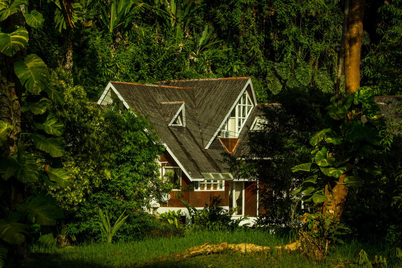 Poring Hot Spring Resort Mount Kinabalu Sabah Borneo Malaysia