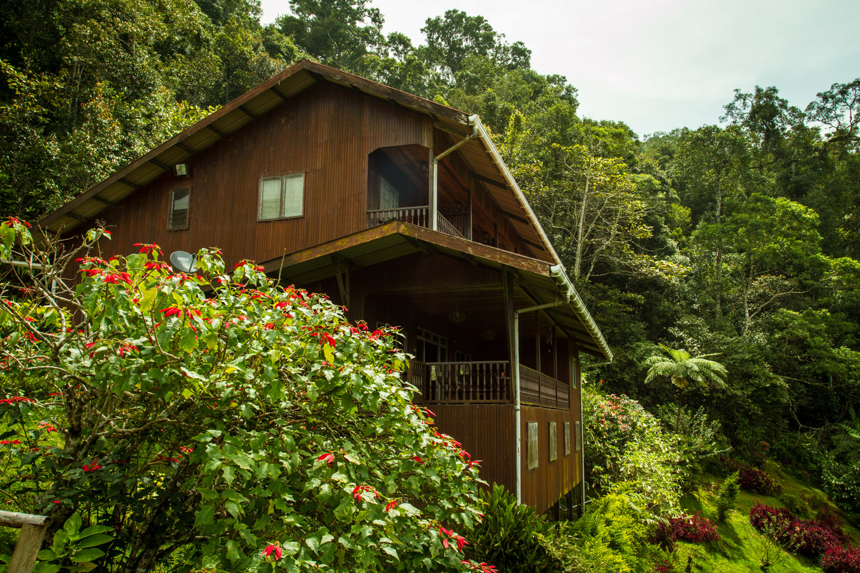 Mount Kinabalu Mountain Lodge Hostel Sabah Borneo Malaysia