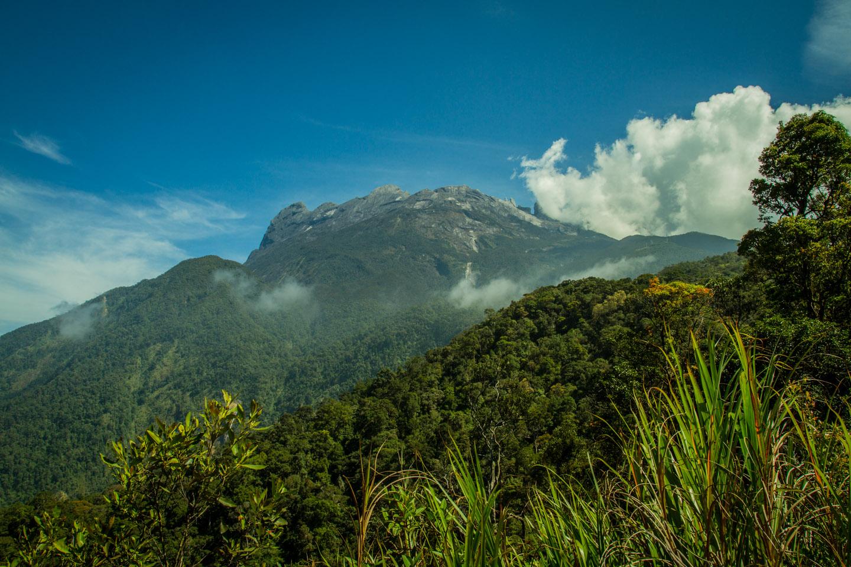 Mount Kinabalu Summit peak Sabah Borneo Malaysia