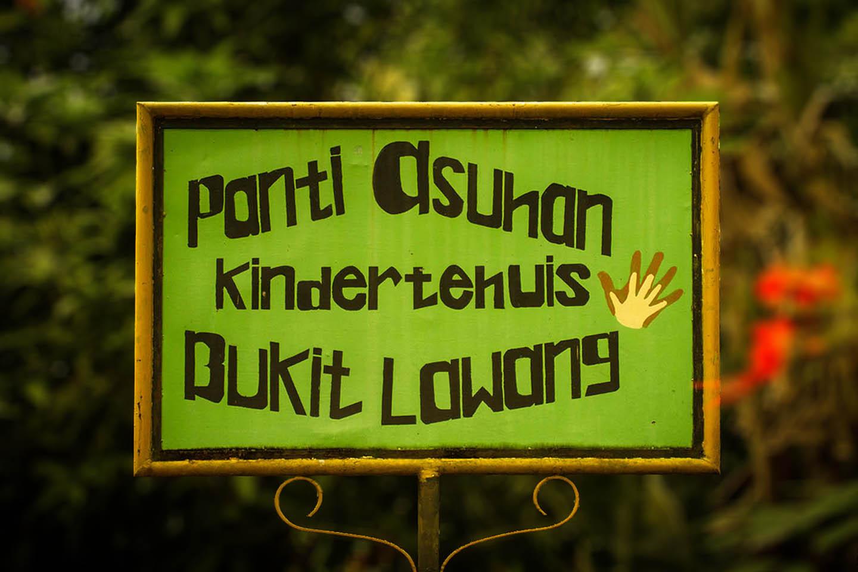 Orphanage orphan Bukit Lawang Sumatra kindertehuisbukitlawang Kinderhuis flood / Waisenhaus Kinder Flut Waisenkinder Donation Spende