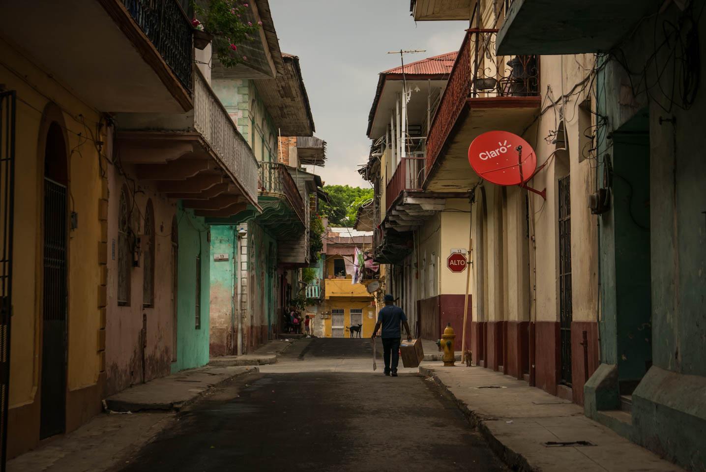 Panama City Casco Viejo old quarter YKUT Youkeepustraveling