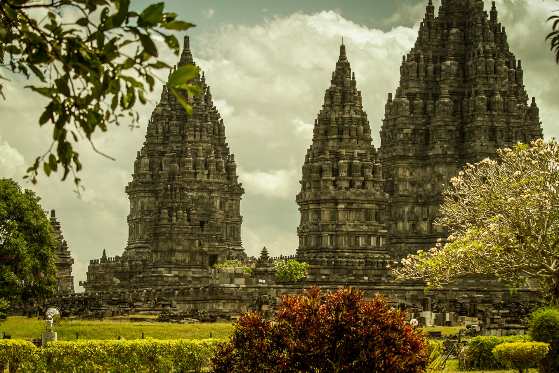Prambanan Hindu Temple Java