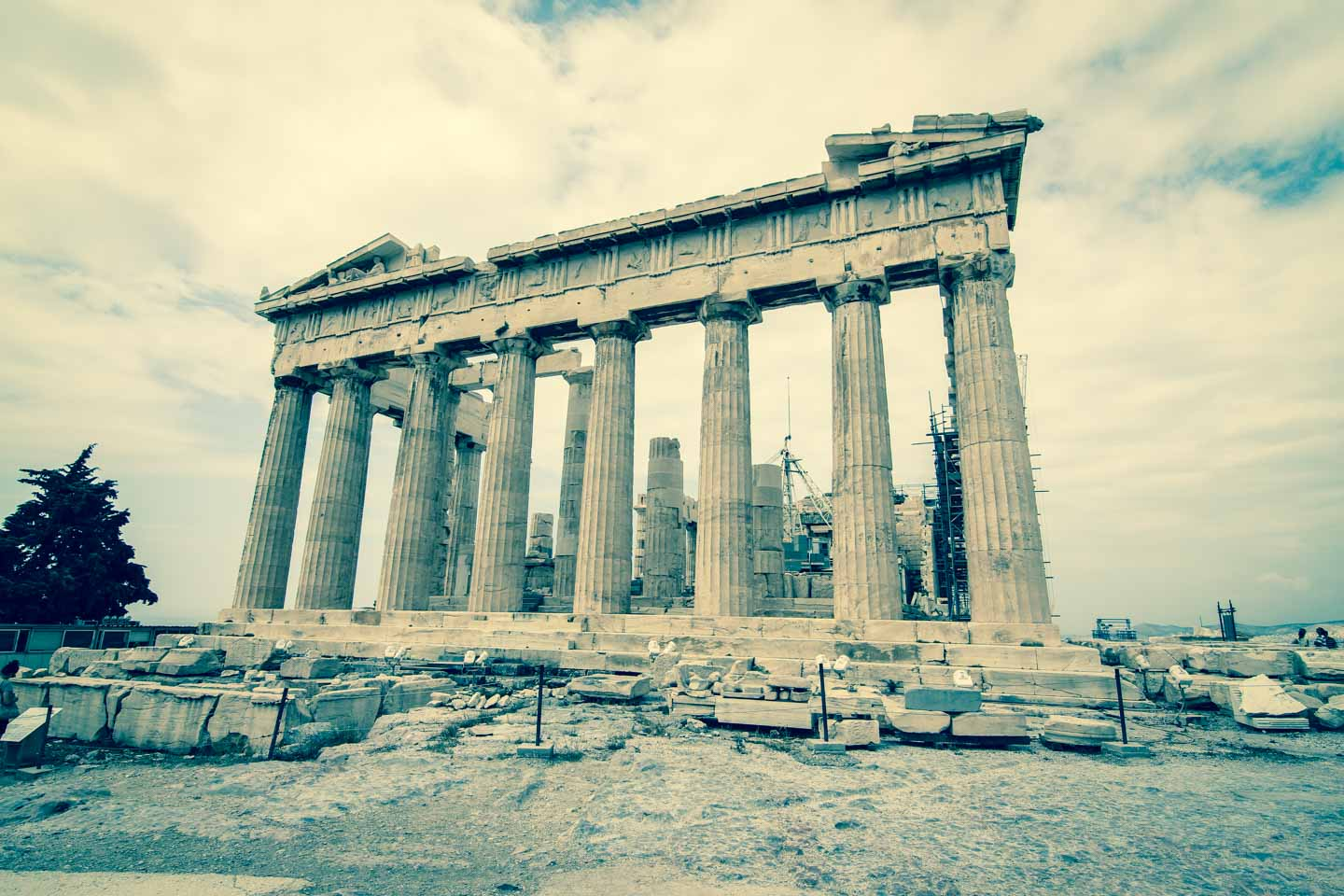 Acropolis in Athens is worth a trip